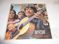 MANITAS DE PLATA - Manitas De Plata - 1967 UK mono 9-track LP