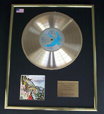 BIG COUNTRY PEACE CD GOLD DISC FREE P&P!