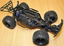 Traxxas Slash 6808 4x4 1:10 Scale Slash Roller Black  w/ Savox Servo Build #19M