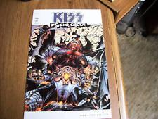 "Kiss ""Psycho Circus"" Comic Book #21 Mint"