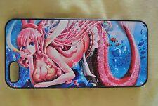 USA Seller Apple iPhone  5 / 5s / SE Anime Phone case One Piece Sexy Shirahoshi