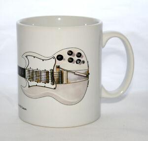 Guitar Mug. Jimi Hendrix's 1967 Gibson SG Custom