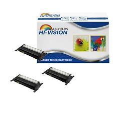 3 pk CLP315 Black Toner for Samsung CLX-3175 CLX-3175FN CLX-3175FW Printer