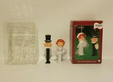 Here Comes The Bride And Groom Pez Candy Heirloom Collection Carlton Cards
