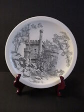 Wedgwood The Castle Collector's Plate Etruria Barlaston