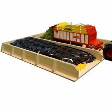 H0 Preiser 17922 Tracteurs Deutz D 6206 Neuf dans sa boîte Kit avec Baas-chargeuses