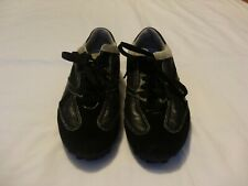 Women leather sport shoes Geox size 37