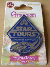 STAR WARS - Pins Star Tours 2 L'Aventure Continue - Disneyland Paris 2017  NEUF