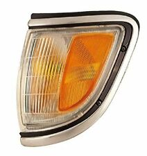 Left Corner Light - Fits 1995-1996 Toyota Tacoma 2WD with Chrome Trim