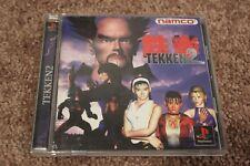 Tekken 2 Playstation 1 Game -- Japan Import -- US Seller