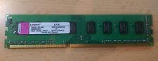 Kingston kvr1333d3n9/2g (2 GB, pc3-10600 (ddr3-1333), SDRAM ddr3, 1333 MHz