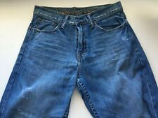 AMERICAN EAGLE Boot Cut Blue Jeans 30 x 30 Light Distressed
