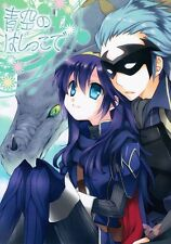 Fire Emblem Awakening Doujinshi Comic Gerome x Lucina To the Ends of the Earth