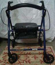 Probasics 1026 BL rolling walker with free shipping