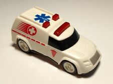 Vintage McDonalds HAPPY MEAL AMBULANCE Emergency Vehicle Hot Wheels Kid's Meal