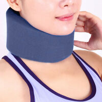 Cervical Collar Neck Brace Pain Relief Traction Support Stretcher Sponge Therapy