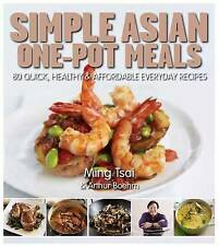 Simple Asian One-Pot Meals - Recipe Book, New