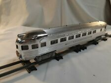 American Flyer Chrome Observation Car #963