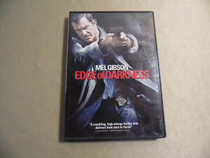 Mel Gibson Edge of Darkness (Used DVD Sale) Free Domestic Shipping