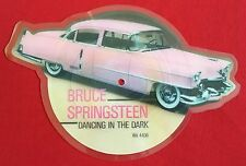BRUCE SPRINGSTEEN -Dancing In The Dark/Pink Cadillac- Shaped Picture Disc Vinyl