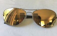 VTG Vintage Ray Ban RB8301 004/N3 Silver, Mirror Polarized Lenses
