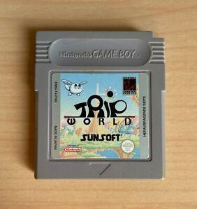 Trip World Game Boy Nintendo RareOriginal
