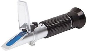Aqueous Lab Handheld Brix Refractometer 0 to 32% NEW