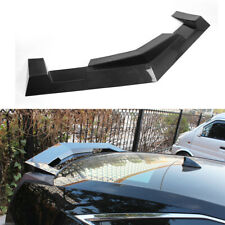 Fit For Cadillac CTS Coupe 11-14 Rear Trunk Boot Lid Spoiler Wing Carbon Fiber