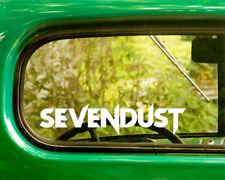 2 SEVENDUST DECAL Bogo Stickers For Car Truck Window Bumper Rv Laptop