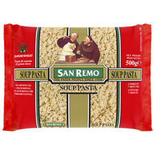 SAN REMO SOUP PASTA NO 144 500g COOKING FOOD GOURMET MEAL SNACKS DISH APPETIZER