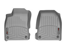WeatherTech FloorLiner Mats for Audi A4/S4/RS4 - 2002-2008 - 1st Row - Grey
