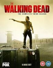 The Walking Dead: Season 3 (5 Discs) (DVD) NEW AND SEALED