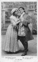 POSTCARD ACTRESSES RUTH VINCENT & HAYDEN COFFIN