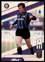 2019-20 Chronicles Soccer Elite #E-24 Aldo Serena - FC Internazionale Milano