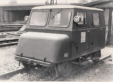 orig. FOTO DB kleinwagen 11-4180 Tubinga 1982 (AF33)