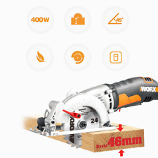 220V Home Decoration use DIY WORX Compact Circular Saw chainsaw cutting machine