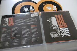 Tal Farlow THE L. A. SESSIONS 2 CD Incluye Red Norvo Trio Bunus Vías Giant Steps