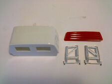 USED HG-P407 Toyota Hilux camper bed shell 1:10 Tamiya Bruiser Mountaineer RC4WD