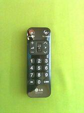 LG ORGINAL TV REMOTE CONTROL  MODEL:AKB7291314,BRAND NEW  EX/CON