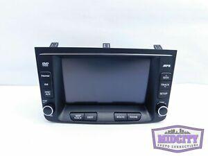 2009-2014 Hyundai Genesis Sedan NAVIGATION OEM TOUCHSCREEN RADIO 96563-3M850 DVD