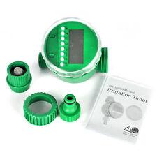 16 Modes LCD Gardena Drip Bewässerungssysteme Automatik schaltuhr uhr Timer