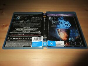 Harry Potter And The Goblet Of Fire Blu Ray (2 Disc Set)
