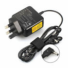 19V 1.75A 33W AC Adapter for ASUS Laptop - Check Tip Size 4.0 x 1.35mm