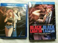 Black Lagoon Blue-Ray & DVD Combo Pack