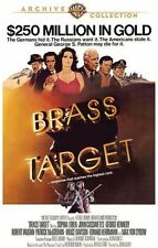 BRASS TARGET(1978 Sophia Loren)  Region Free DVD - Sealed