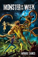 Monster De Semana RPG - Libro