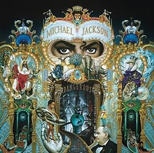 Michael Jackson - Dangerous [New CD]