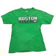 NBA Boston Celtics Kyrie Irving Shirt Size Small Green Short Sleeve Basketball