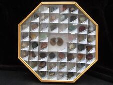 Rough stone NATURAL mineral samples Quartz Crystal fossil specimen collection