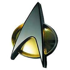 Star Trek TNG Bluetooth Communicator Badge 30th Anniversary Version